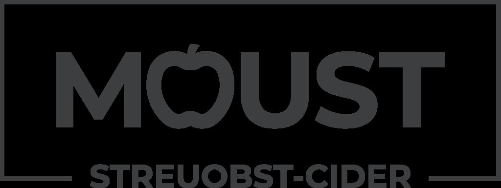 Moust Streuobst-Cider Logo